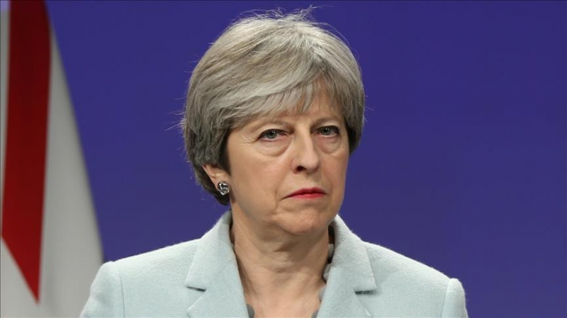 Theresa May'den ABD'ye